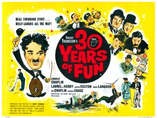 30 Years of Fun 1963 Quad Poster