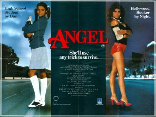Angel 1984 Quad Poster