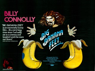 Big Banana Feet 1976 Quad Poster