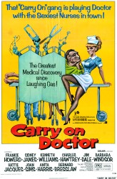 Carry on Doctor 1967 1 Sheet