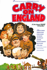 Carry on England 1 Sheet Poster