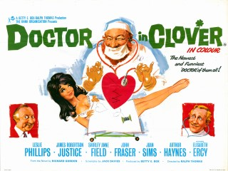 Doctor in Clover 1966 Quad