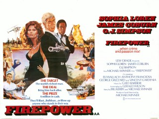 Firepower 1979 UK Quad Art C W Taylor