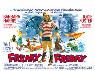 Freaky Friday 1976 Quad