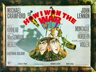 How I Won The War 1967 Quad UK Poster