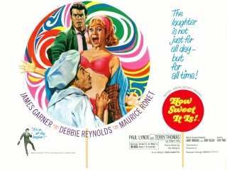 How Sweet It Is 1968 Quad Poster