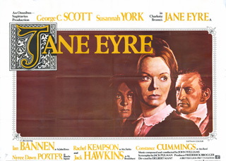 Jane Eyre 1970 Movie Poster