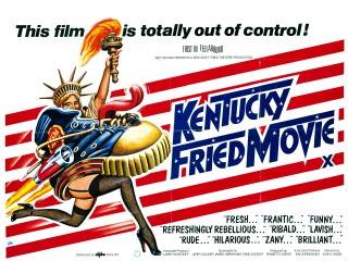 Kentucky Fried Movie 1977 Quad Poster