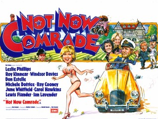 Not Now, Comrade 1976 Quad Frank Langford