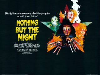 Nothing But The Night 1972 Quad Poster
