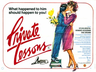 Private Lessons 1981 Quad Poster