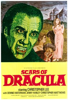 Scars of Dracula 1970 1 Sheet Poster