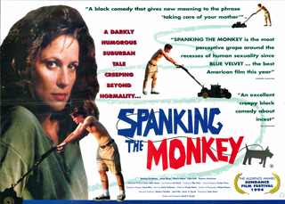 Spanking the Monkey 1994 British Quad
