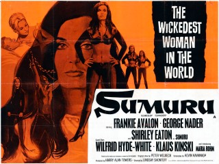 Sumuru 1967 Quad English Poster