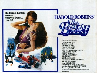 The Betsy 1978 Quad Poster