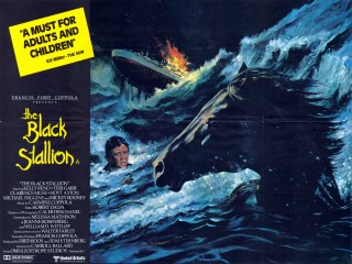 The Black Stallion 1979 Quad