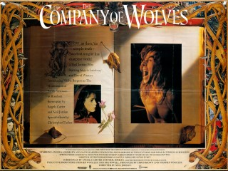 The Company Of Wolves 1984 Quad Poster