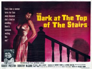 The Dark At The Top Of The Stairs 1960 Quad Poster