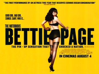 The Notorious Betty Page 2005 Quad