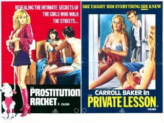 The Prostitution Racket 1974 Private Lesson 1975 Quad Double