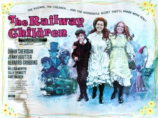 The Railway Children 1970 Quad