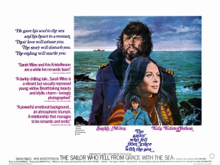 The Sailor Who Fell From Grace With The Sea 1976 Quad Poster