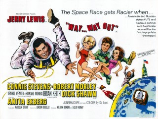 Way Way Out 1966 Poster